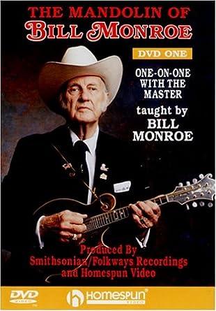 Amazon.com: The Mandolin of Bill Monroe, Vol. 1: Bill Monroe ...