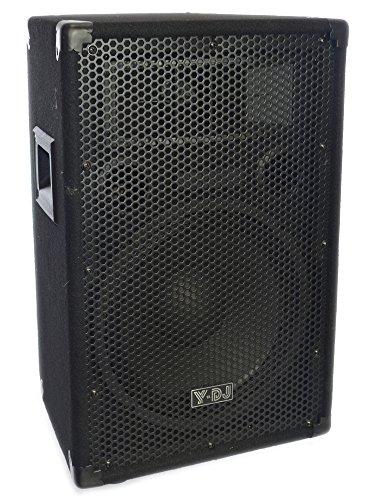 Y-DJ Garage Band PA Speaker in 18