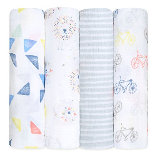 aden anais swaddle pack leader