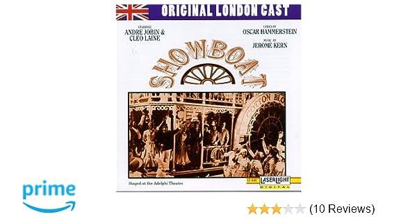 Showboat 1971 London Revival Cast