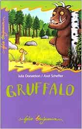 Gruffalo (Folio Benjamin): Amazon.es: Scheffler, Axel