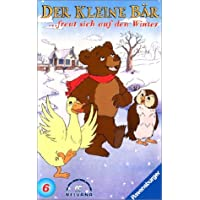Der kleine Bär 6: Der kleine Bär freut sich auf den Winter [VHS]