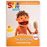 The Bath Song & More Kids Songs - DVD