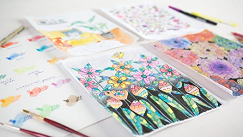 Pams Petals - 30 Coloring Pages with Courtney Cerruti, Lisa Congdon and Pam Garrison