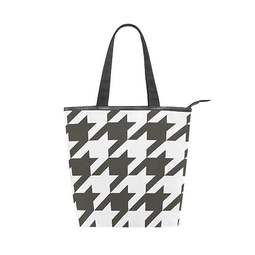 Amazon.com: Bolso de mano para mujer con patrón de arte ...