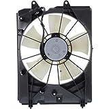 Perfect Fit Group REPA160904 - Mdx Radiator Fan Shroud Assembly, Rh
