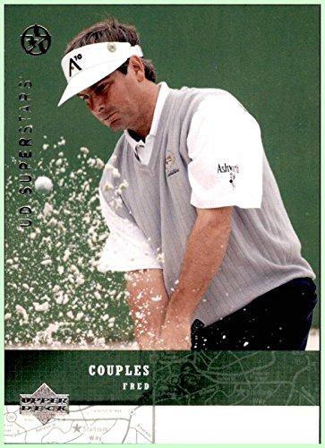 2002-03 Upper Deck UD SuperStars #112 Fred Couples PGA Golfer