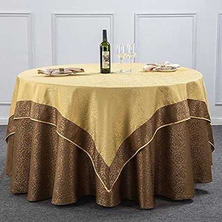 RUGAI-UE Mantel simple y moderno restaurante Club de gama alta de ...