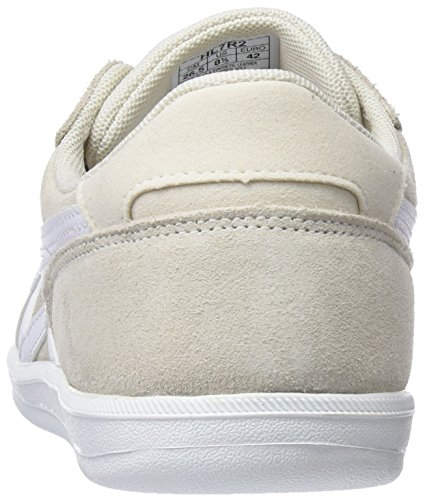 Percussor TRS Sneaker Birch 0201 White Grigio Uomo Asics zq5OEnHdz