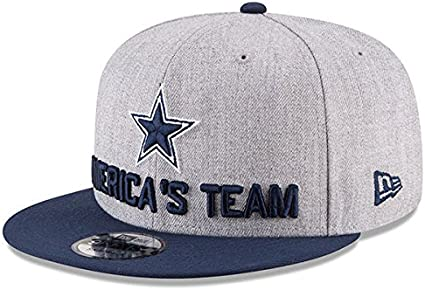 classic shoes arrives nice shoes Amazon.com : Dallas Cowboys New Era 2018 Draft Mens 9Fifty Cap ...