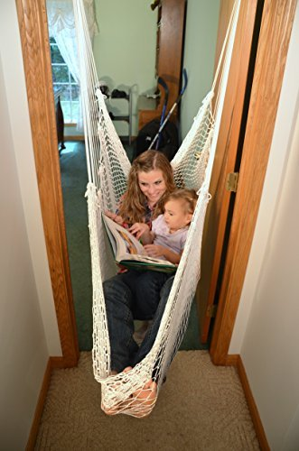 Rainy Day® Indoor Net Swing (Support Bar Sold Separately)