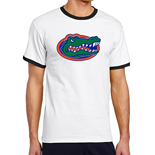 Men Florida Gators Football Jim McElwain X-Large Hit Color Shirt