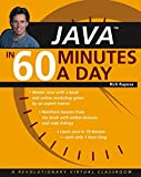 Java in 60 Minutes A Day, R. F. Raposa, 0471423149