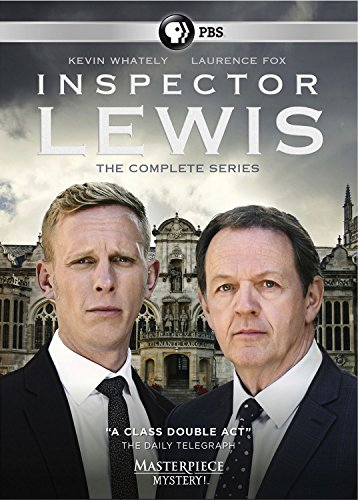 Masterpiece Mystery: Inspector Lewis - The Complete Series (Best Masterpiece Mystery Series)