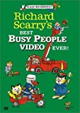 Richard Scarry's Best Busy People Video Ever! (Full Screen) [Import]