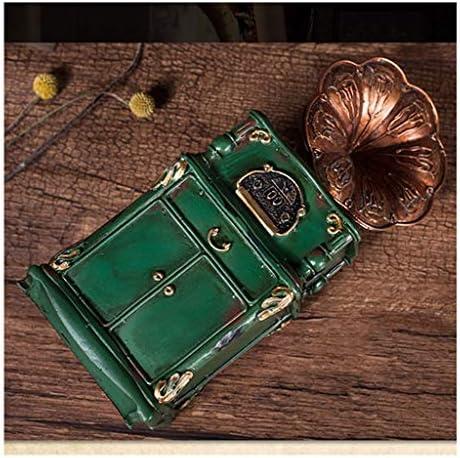 Spaarvarken Retro Stijl Nostalgische Resin Gramophone Cash Box, Household Piggy Bank, Volwassen Piggy Bank Change Storage Box Gift Spaarpotten voor kinderen