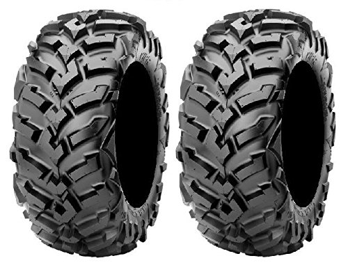 Pair Maxxis Radial 27x11 14 Tires