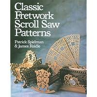 Classic Fretwork Scroll Saw Patterns