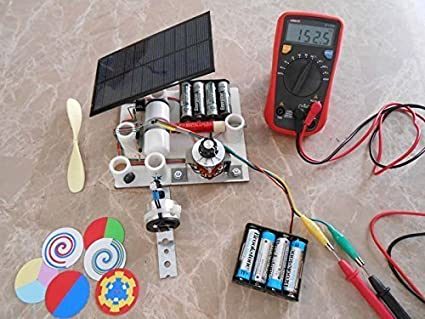 Amazon full experimentation simple electric motor kit 10 diy full experimentation simple electric motor kit 10 diy science projects kids education publicscrutiny Choice Image