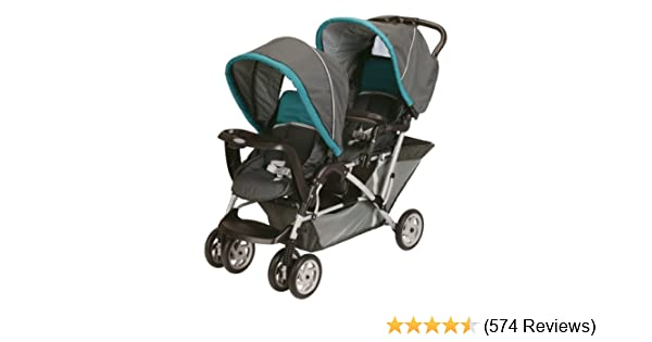 Amazon Graco DuoGlider Classic Connect Stroller Dragonfly Baby