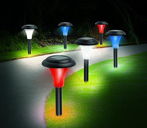 Outdoor Patriotic Lights in US - 6