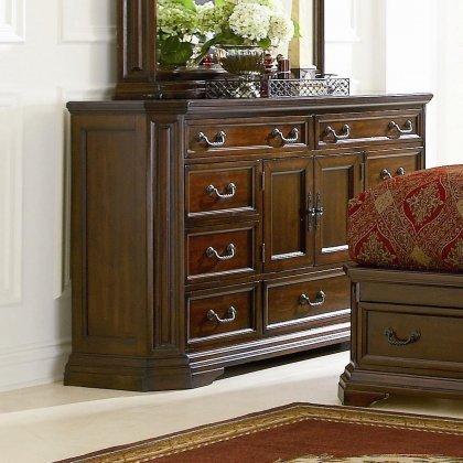 Coaster-Home-Furnishings-201583-Traditional-Dresser-Oak
