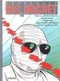 L'intégrale Ric Hochet, tome 7 par  Tibet