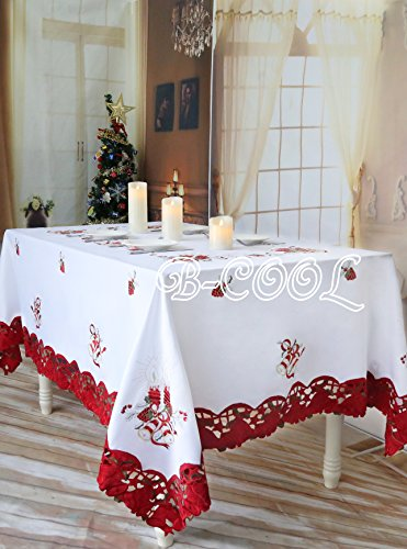 B-COOL Christmas Tablecloth 72