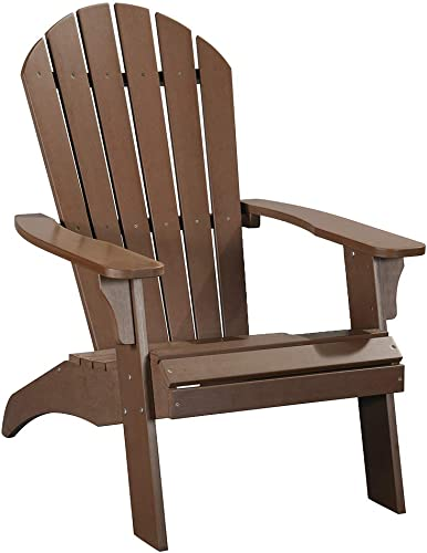 PolyTEAK King Size Adirondack Chair