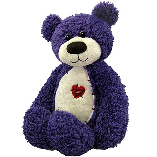 bear purple - 4
