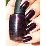 Opi Vernis à ongles Black Cherry Chutney I43 (rouge noir délicieusement foncé) - 14 ml