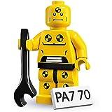LEGO 8683 Minifigures Series 1 - Demolition Dummy