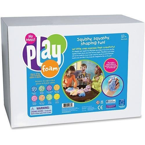 1876 Playfoam Playfoam Class Pack - 16 / Pack - Blue, Green, Orange, Purple, Sparkle Yellow, Sparkle Green, Sparkle Orange, Sparkle (Playfoam Sparkle)