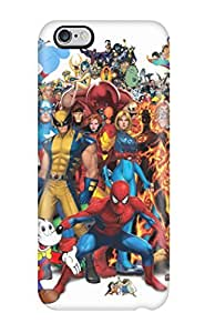 3083901K86421548 Protection Case For Iphone 6 Plus / Case Cover For Iphone(marvel)