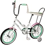 Schwinn Girl's Jasmine 16-Inch Bicycle, White