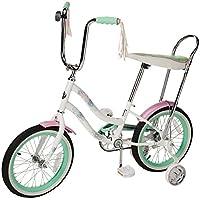 Schwinn Girl's Jasmine 16-Inch Bicycle, White