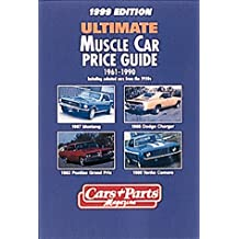 Ultimate Muscle Car Price Guide 1961-1990