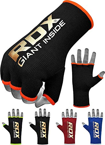 RDX Hand Wraps Boxing Inner Mitts MMA Fist Protector Bandages