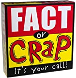 Fact or Crap Board Game by University Games