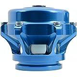 TiAL Q Blow Off Valve - 10 psi (unpainted) spring, Blue Body, AL Flange