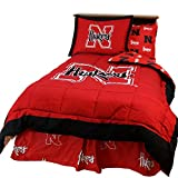 College Covers Nebraska Cornhuskers Reversible Comforter Set - King