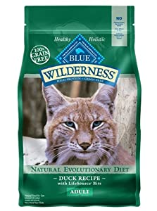 Blue Buffalo Wilderness Duck Recipe 24 lb Dog Food