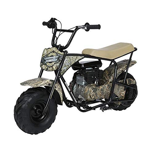 (Mega Moto MM-B80RT 80CC 2.5HP - Real Tree Camo without Suspension mini bike)