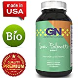 Saw Palmetto Extract Berry Hair Loss Supplement for Hair Growth for Women and Men, Potent Prostate Support Pills with Pure Saw Palmetto 25% a Natural Acne Skin Care 500 mg by Griffith Natural For Sale