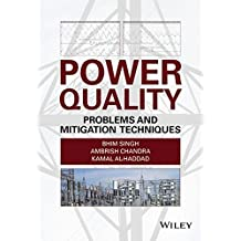 Power Quality: Problems and Mitigation Techniques