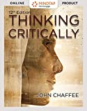MindTap English, 1 term (6 months) Printed Access Card for Chaffee's Thinking Critically, 12th