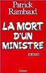 La mort d'un ministre par Rambaud