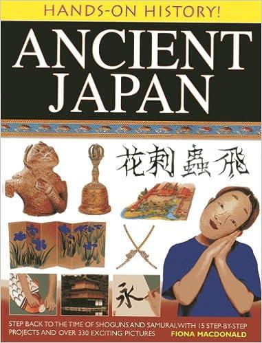 Hands On History: Ancient Japan PDF Descargar
