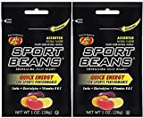 Jelly Belly Sport Beans Assorted Flavors 1oz - 48 Packs