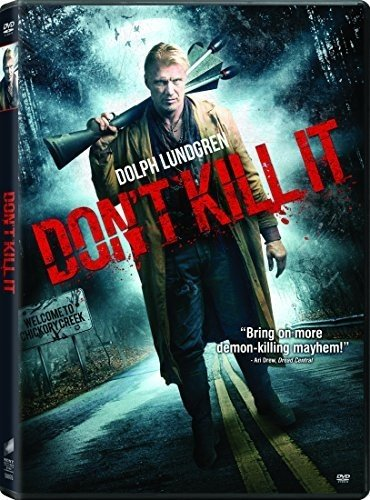 DVD : Don't Kill It (Widescreen, Dolby, AC-3, )